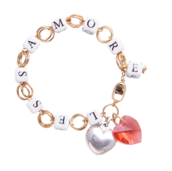 Enes bracelet by Timeless pearly