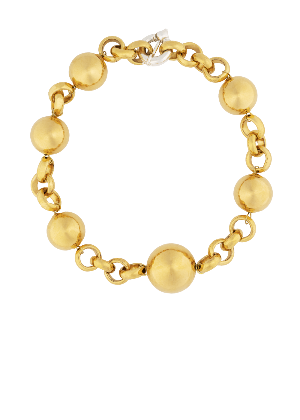 Bricklane necklace by Timeless Pearly