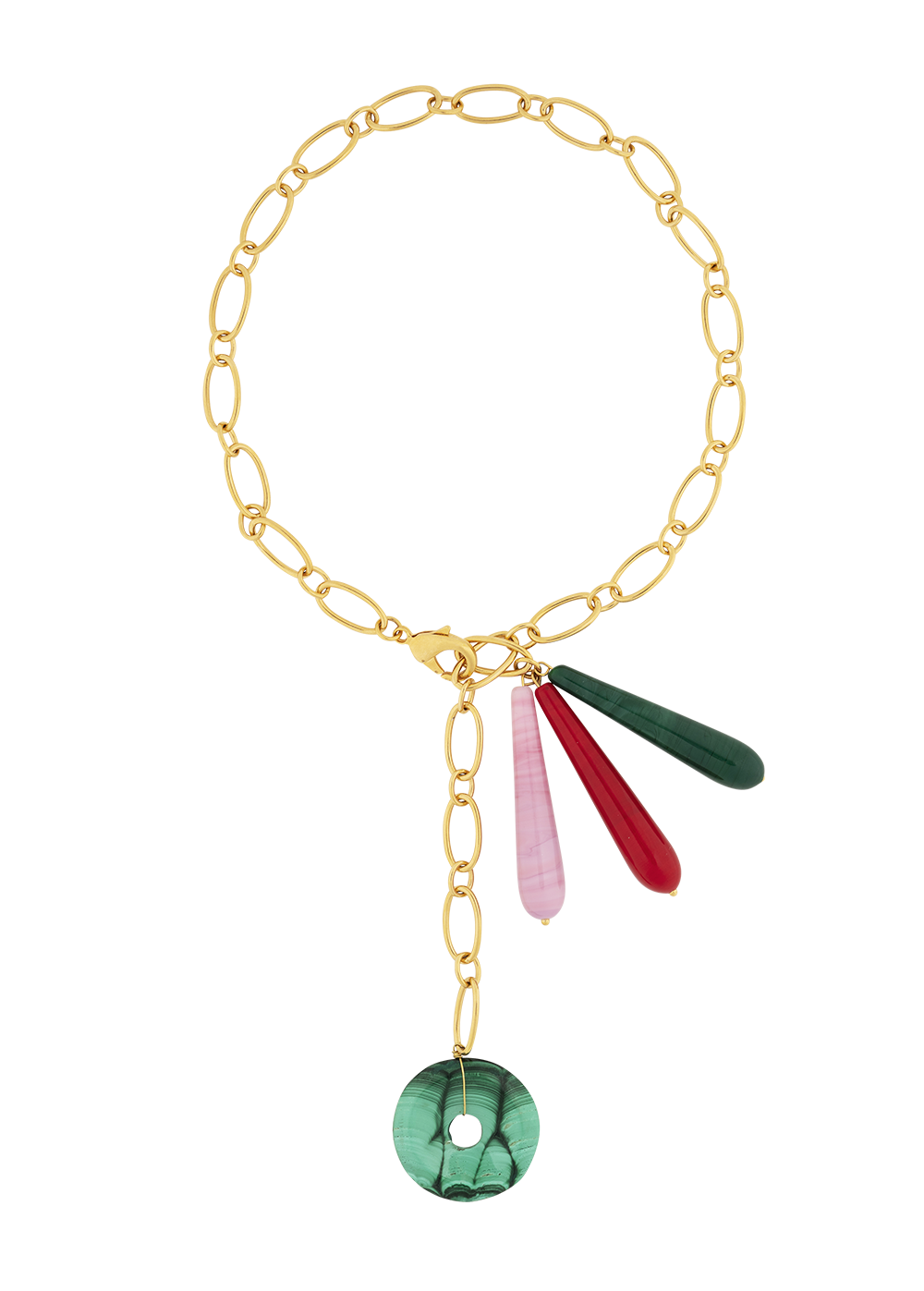 Tango necklace by Timeless Pearly