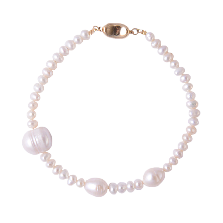 Posi anklet by Timeless Pearly