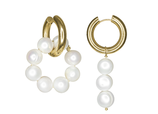 Jacob earring by Timeless Pearly