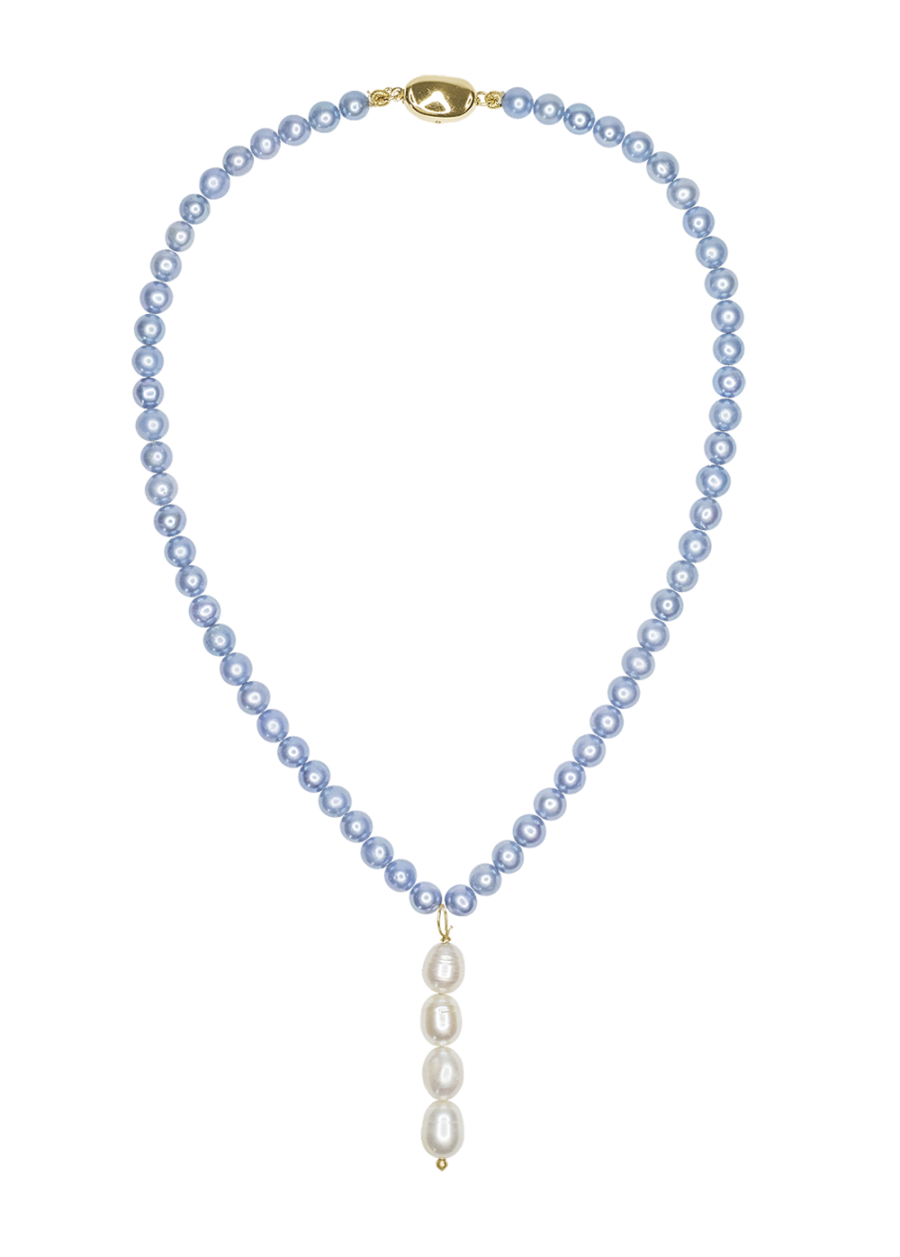 Moski necklace by Timeless pearly
