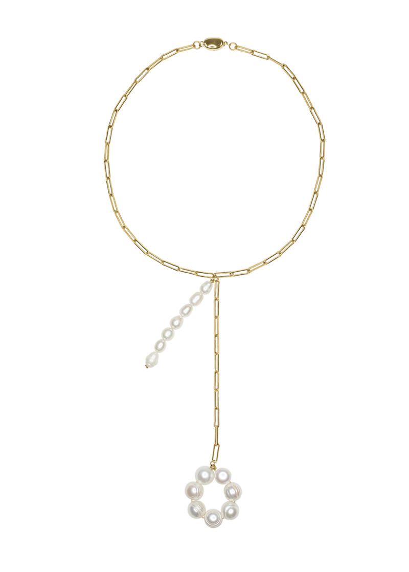 Baba necklace by Timeless pearly