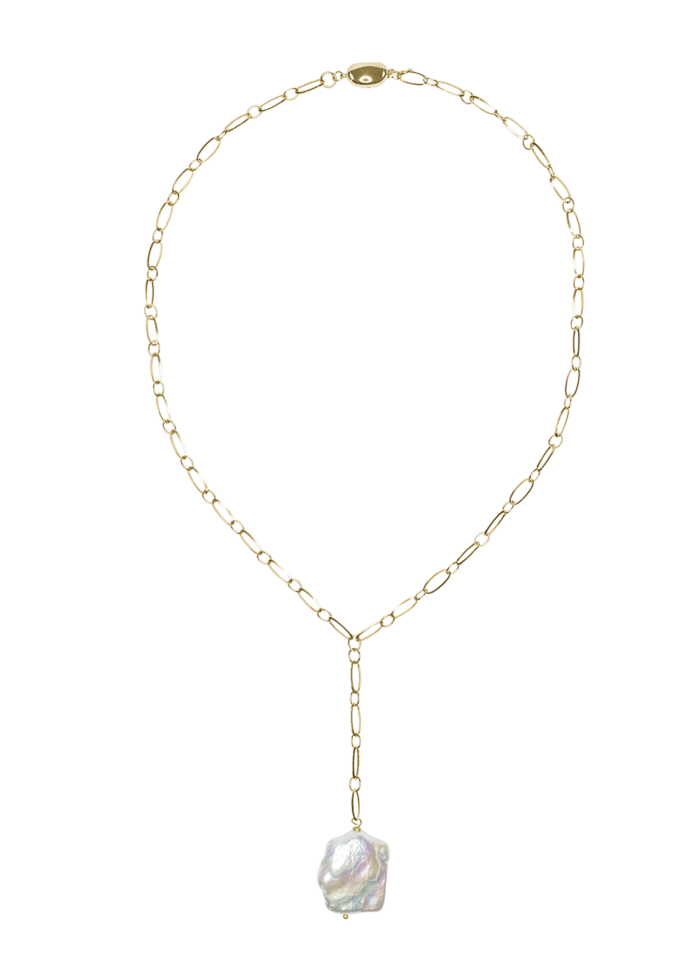 Lipa necklace by Timeless pearly