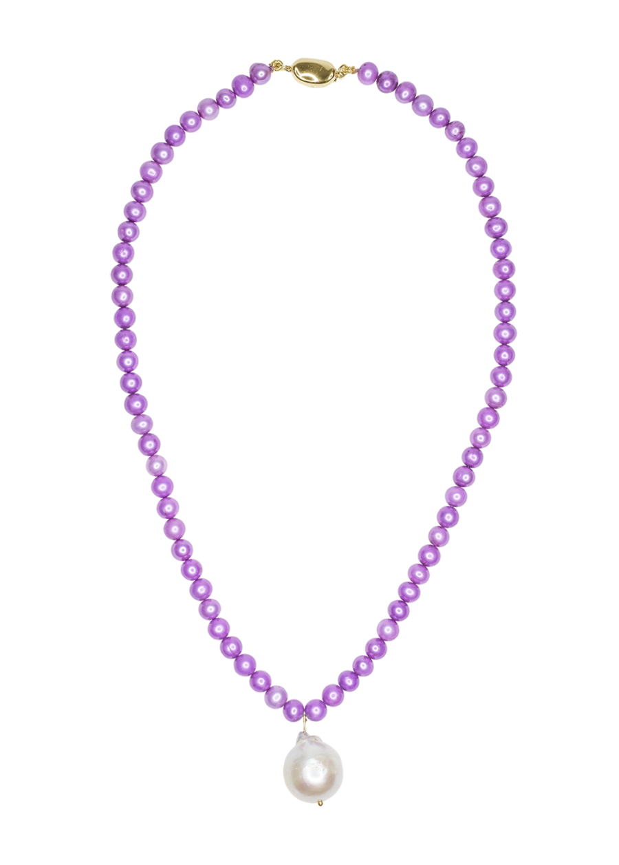 Pasteis necklace by Timeless pearly