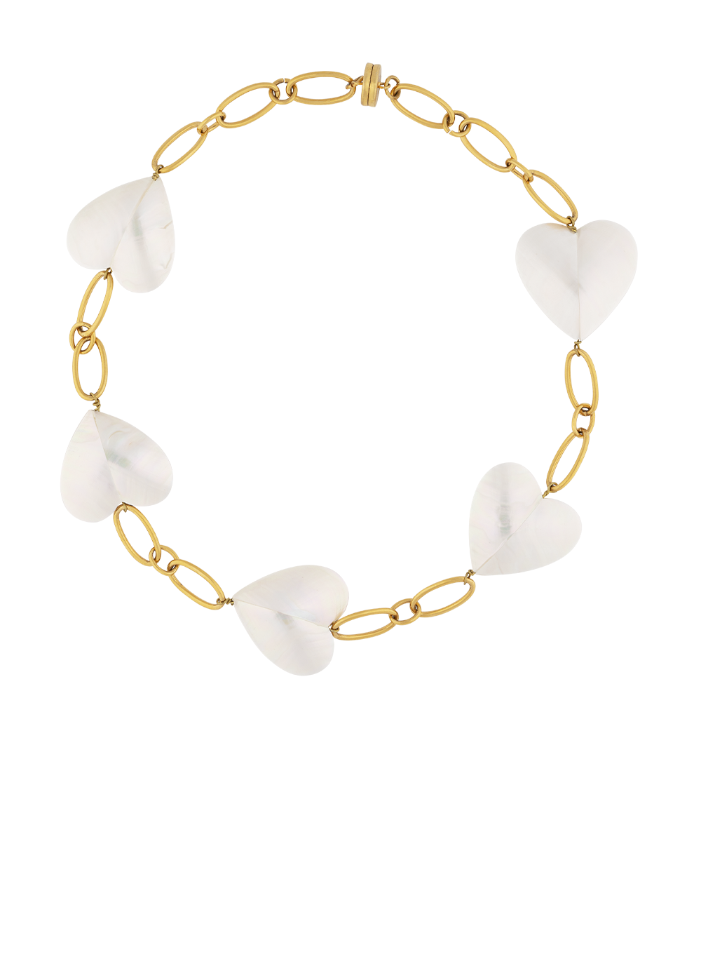 Lover necklace by Timeless Pearly