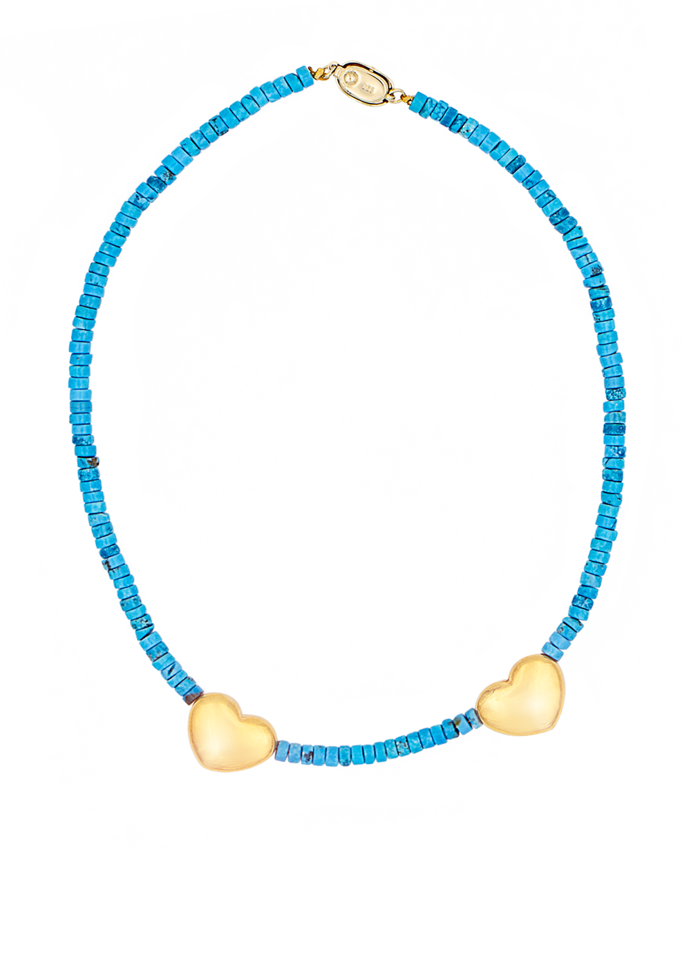 Crete necklace by Timeless Pearly