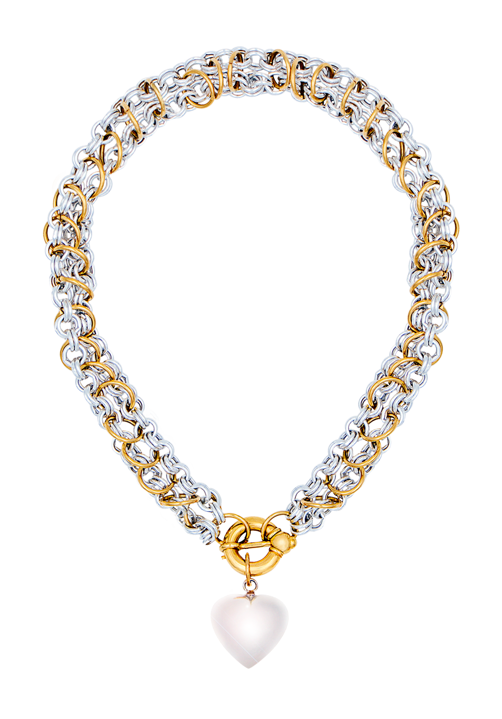 cafe necklace by Timeless Pearly