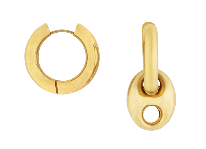 oro earring by Timeless Pearly
