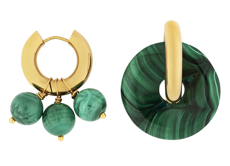 Menorca earring by Timeless Pearly