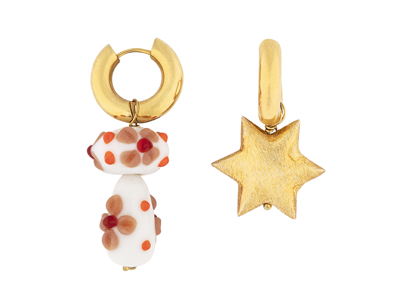 dreamland earring by Timeless Pearly