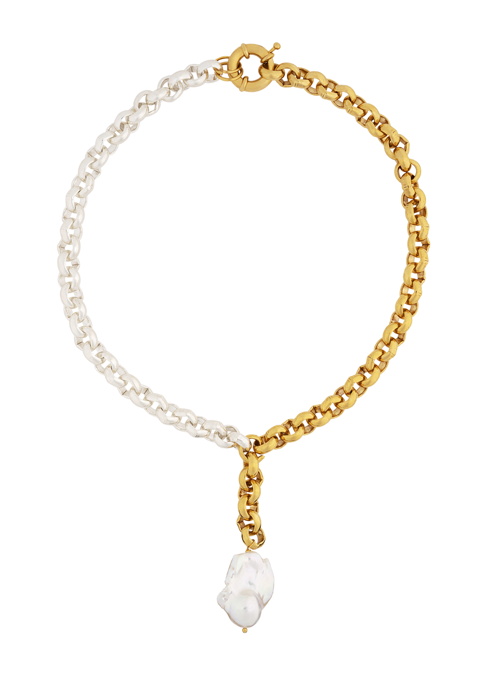 Matera necklace by Timeless Pearly