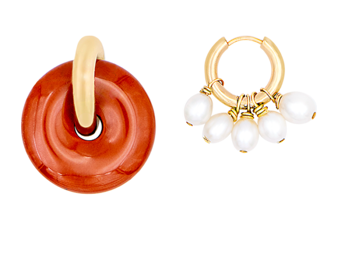 Junes earring by Timeless Pearly