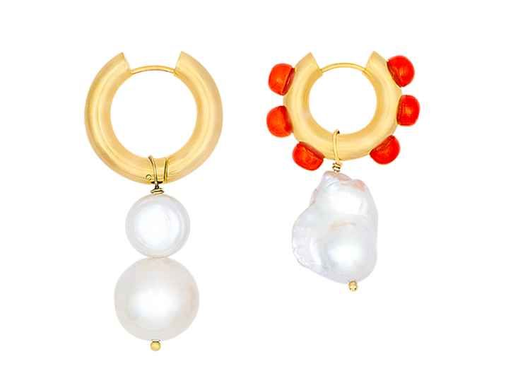 Jan earring by Timeless Pearly