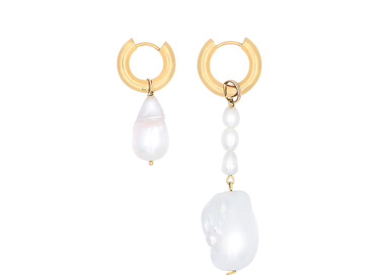 Leaone earring by Timeless Pearly