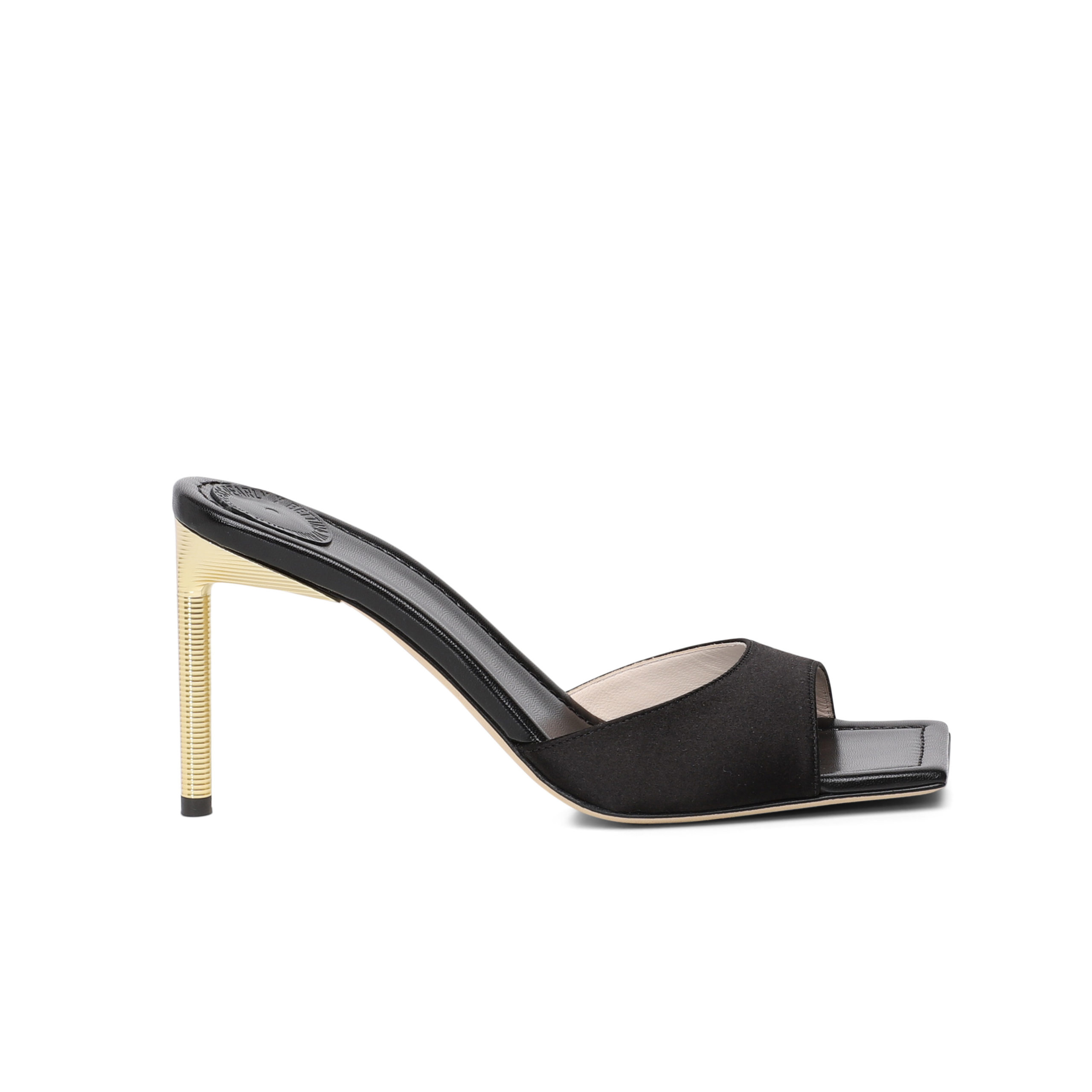 Mules Fina black by Bettina Vermillon x Timeless Pearly