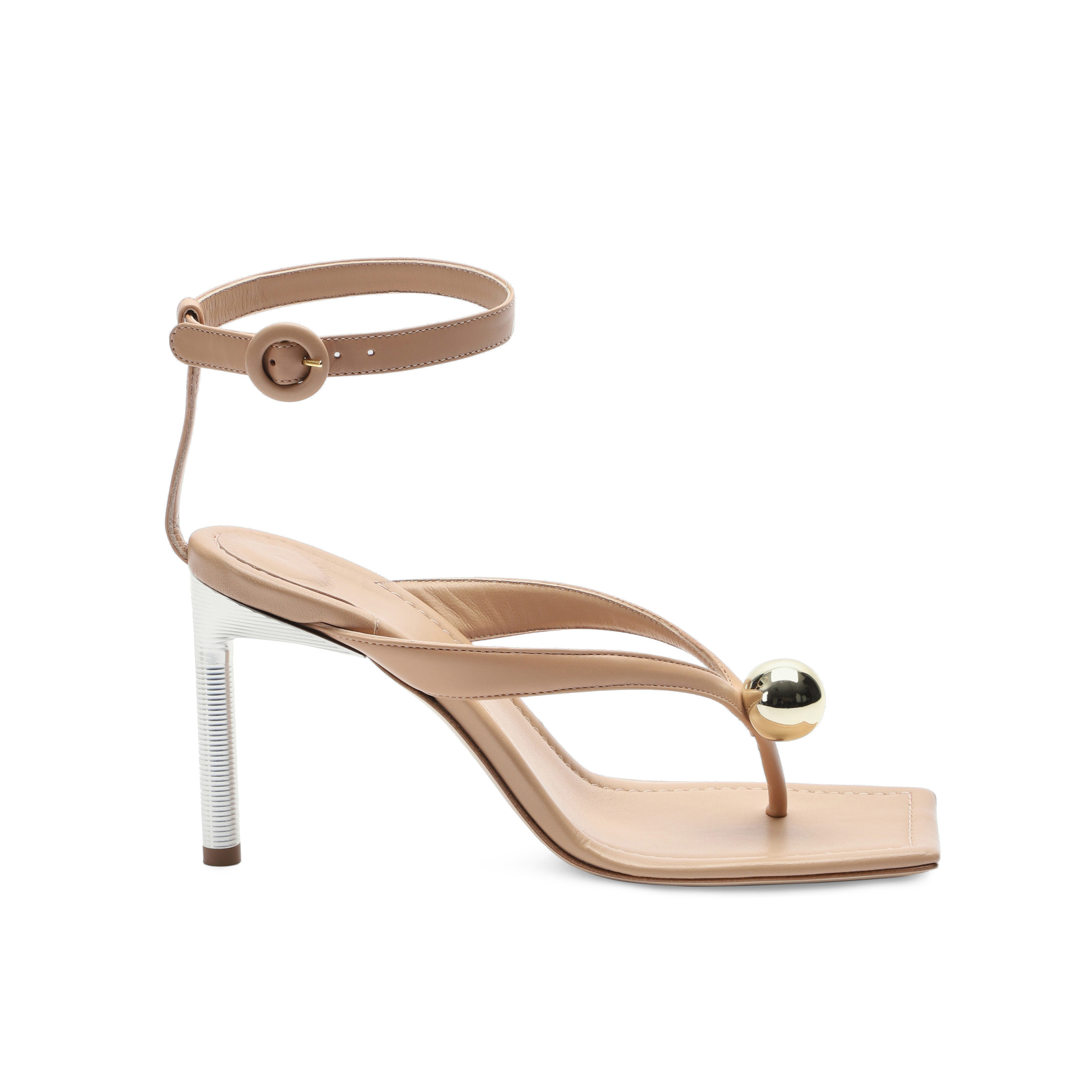 Sandales Timeless nude by Bettina Vermillon x Timeless Pearly