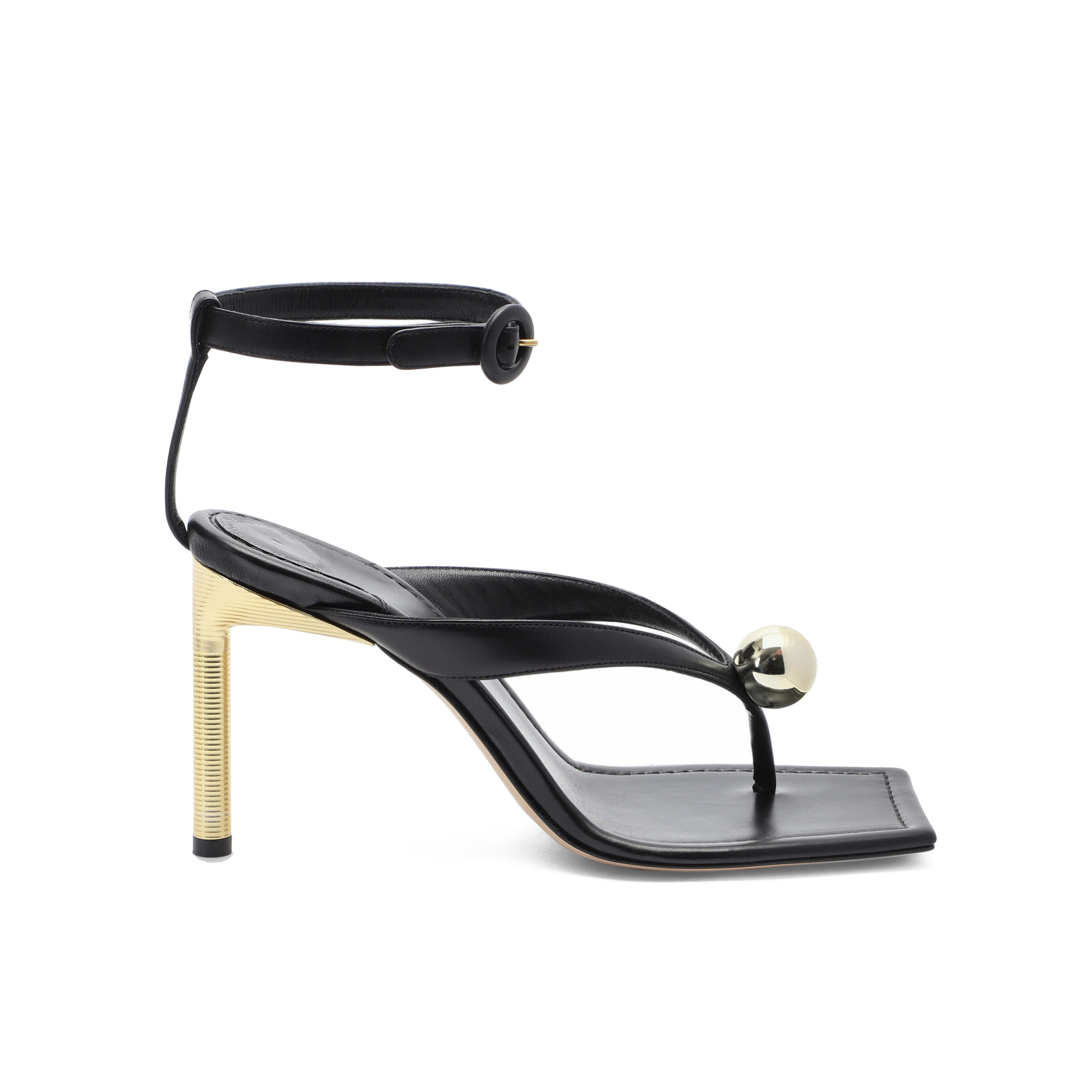 Sandales Timeless black by Bettina Vermillon x Timeless Pearly